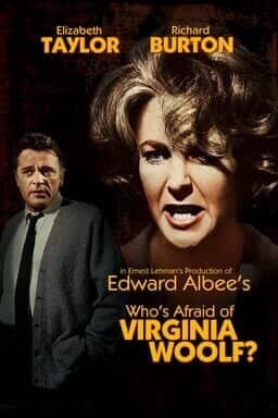 Who's Afraid Of Virginia Woolf? - Key Art