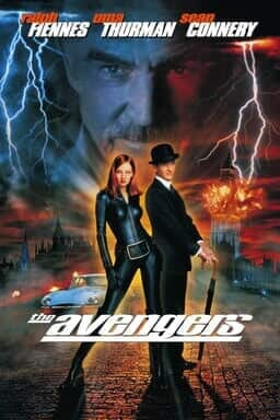 The Avengers - Key Art