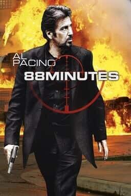 88 Minutes - Key Art