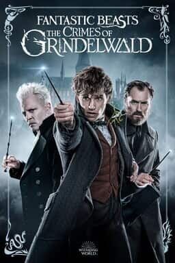 Fantastic Beasts The Crimes of Grindelwald - Key Art