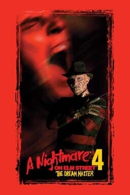 A Nightmare On Elm Street 4: The Dream Master - Key Art