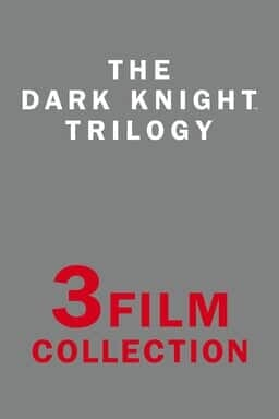 The Dark Knight Trilogy  - Key Art