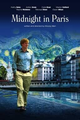 Midnight in Paris - Key Art