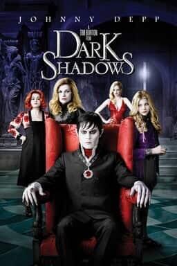 Dark Shadows - Key Art