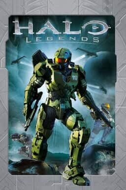 Halo Legends - Key Art