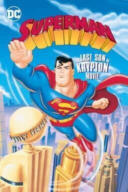 Superman: The Last Son Of Krypton - Key Art