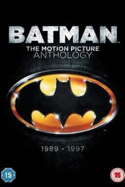 Batman The Motion Picture Anthology - Key Art