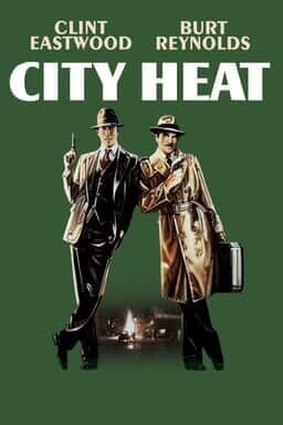 City Heat - Key Art