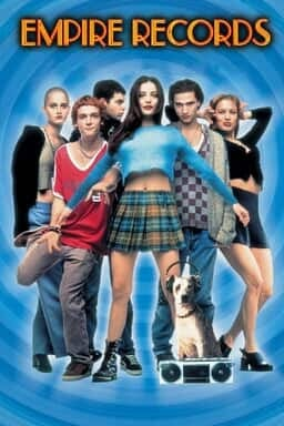 Empire Records - Key Art