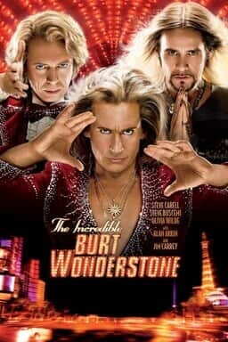 The Incredible Burt Wonderstone - Key Art