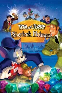 Tom And Jerry: Meet Sherlock Holmes - Key Art