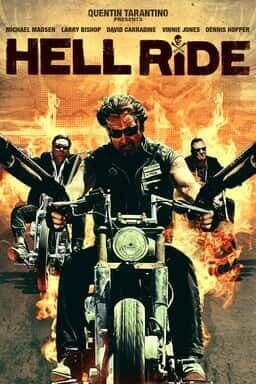 Hell Ride - Key Art