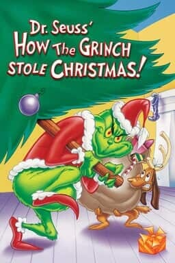 How The Grinch Stole Christmas - Key Art