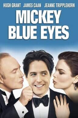 Mickey Blue Eyes - Key Art