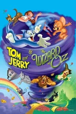 Tom And Jerry: Wizard Of Oz - Key Art