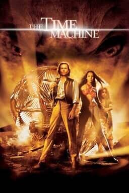 The Time Machine - Key Art