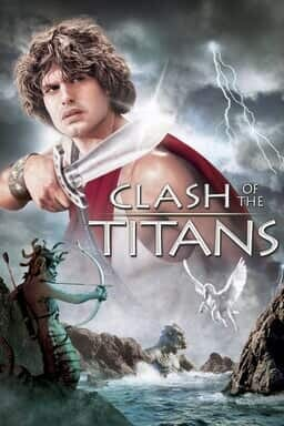 Clash Of The Titans - Key Art