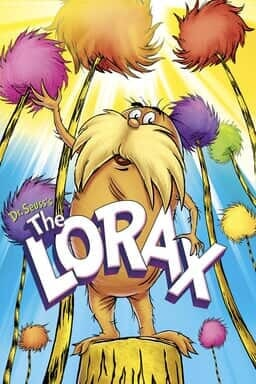 The Lorax - Key Art