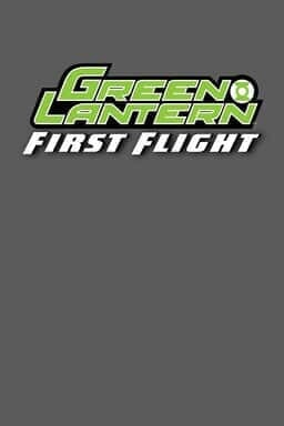 Green Lantern: First Flight - Key Art