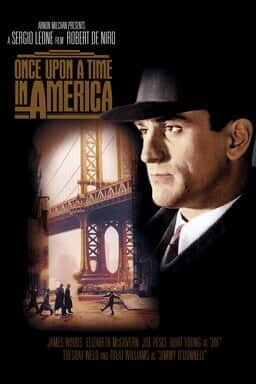 Once Upon A Time In America - Key Art