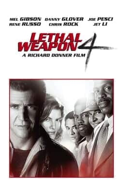 Lethal Weapon 4 - Key Art