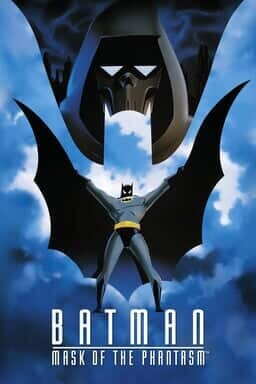 Batman: Mask of the Phantasm - Key Art