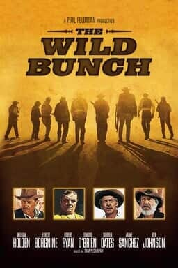 The Wild Bunch - Key Art