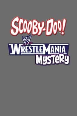 Scooby-Doo! Wrestlemania Mystery - Key Art