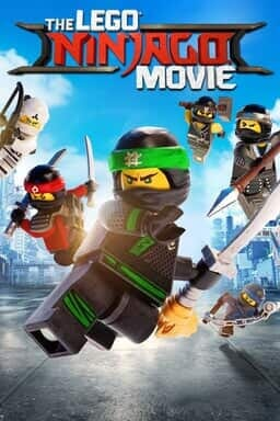 The LEGO® NINJAGO® Movie - Key Art