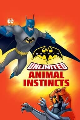 Batman Unlimited Animal Instincts - Key Art