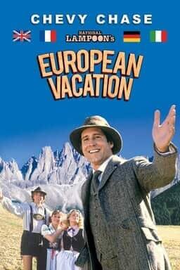 National Lampoon's European Vacation - Key Art