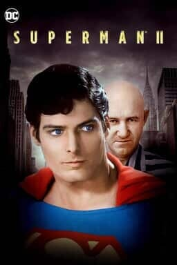 Superman II - Key Art