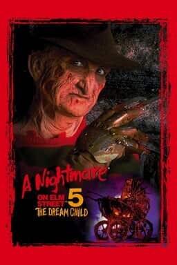 A Nightmare On Elm Street 5: The Dream Child - Key Art