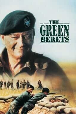 The Green Berets - Key Art