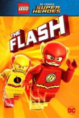 LEGO® DC Super Heroes The Flash - Key Art