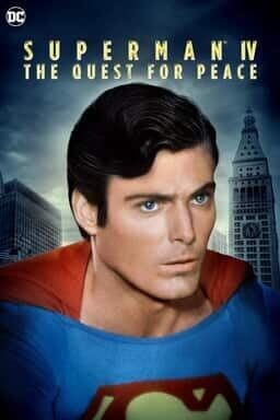 Superman IV: The Quest for Peace - Key Art