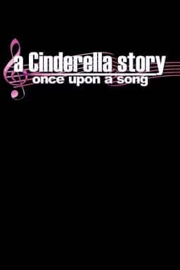 A Cinderella Story: Once Upon a Song - Key Art