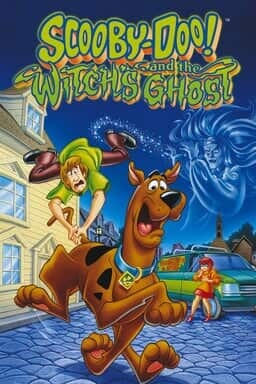 Scooby-Doo! And the Witch's Ghost - Key Art