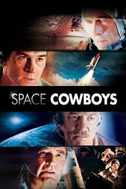 Space Cowboys - Key Art