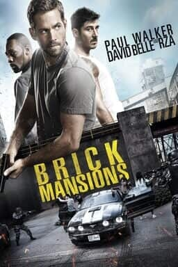 Brick Mansions - Key Art