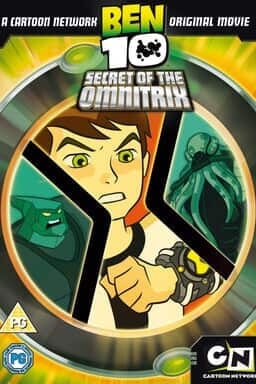 Ben 10: Secret Of The Omnitrix - Key Art
