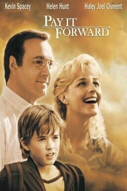 Pay It Forward - Key Art