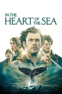 In The Heart Of The Sea - Key Art