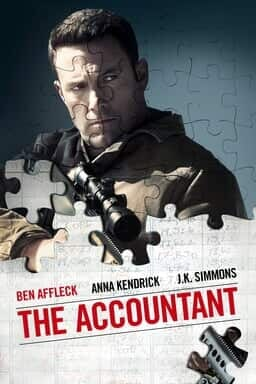 The Accountant - Key Art