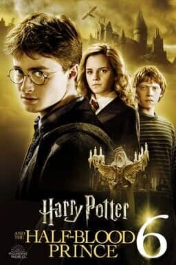 Harry Potter and the Half Blood Prince - Key Art