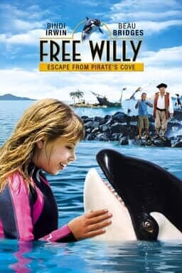 Free Willy: Escape from Pirate's Cove - Key Art