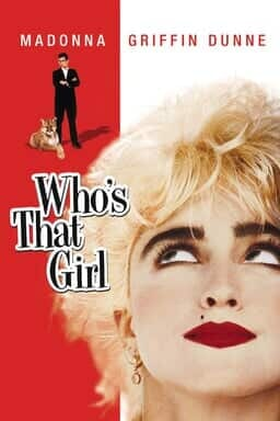 Who's That Girl? - Key Art