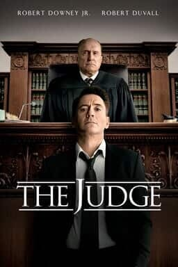 The Judge - Key Art