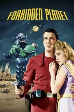 Forbidden Planet - Key Art