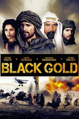 Black Gold - Key Art